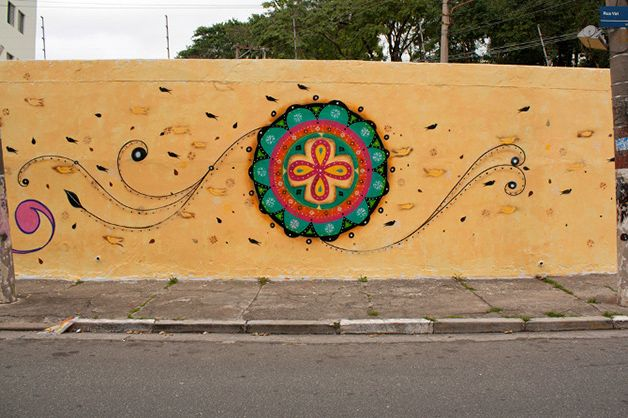 BinhoMartins #streetart #wall #brazil