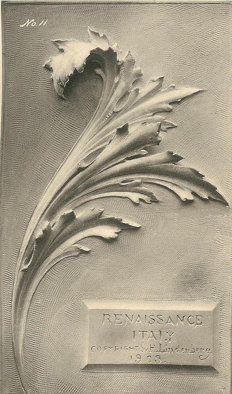 Acanthus-plate11-Renaissance_Italian-lg | Flickr - Photo Sharing!