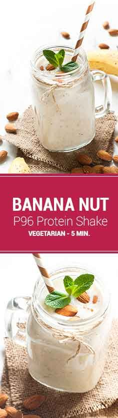 Elvis' peanut butter and banana sandwiches have nothing on our Plexus 96® Banana Nut Protein Shake. This creamy protein-packed delight features the familiar flavors of banana nut bread.