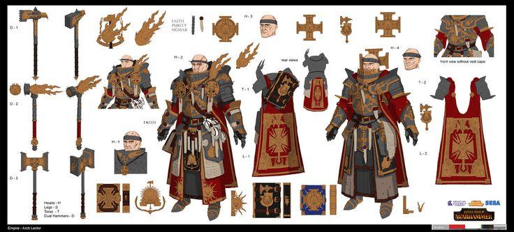 Warhammer Total War by StTheo.deviantart.com on @DeviantArt