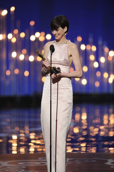 Anne hathaway Oscars 2014 The Oscars 2014 | Academy Awards 2014~~Congratulations Anne Hathaway!