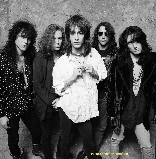 THE BLACK CROWES-1990