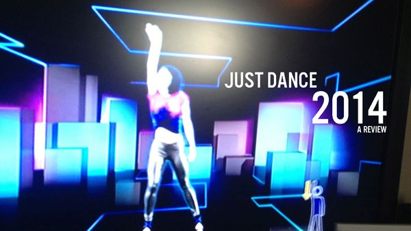 Dance It Out! A Review of UBISOFT's #JustDance2014 #JDDreamTeam2014