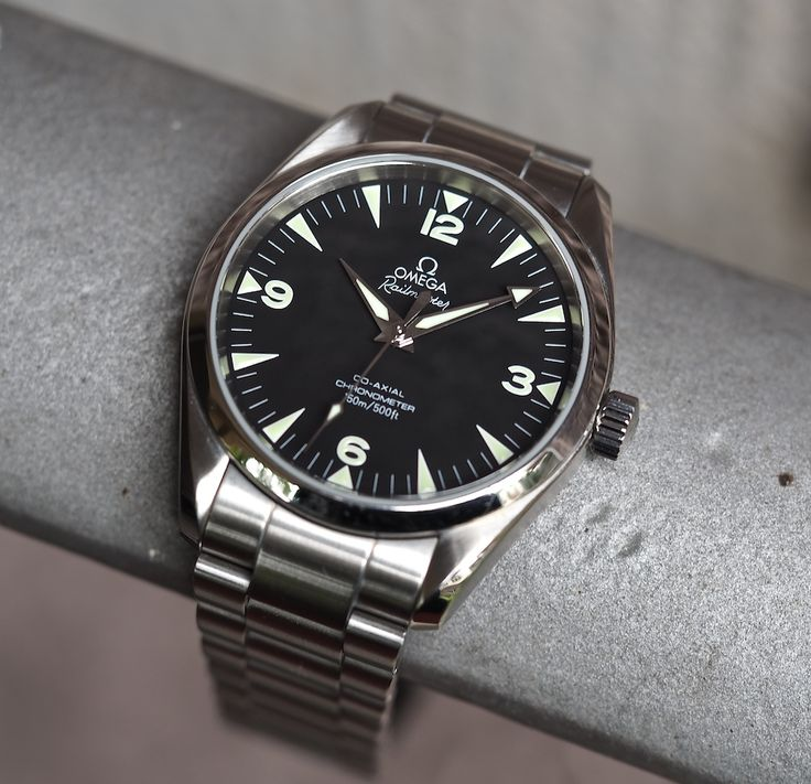 #TBT OMEGA RAILMASTER 39MM – A MODERN CLASSIC YOU SHOULD BUY NOW More