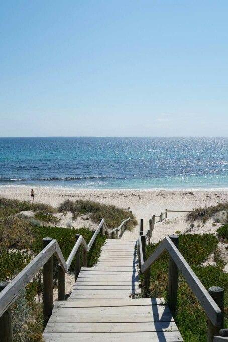 Cottesloe beach,  Perth