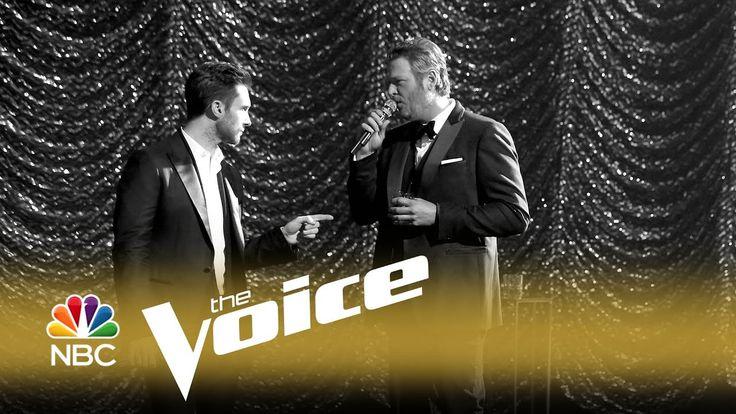 The Voice 2018 - The Coaches Go Vintage Vegas (Digital Exclusive)