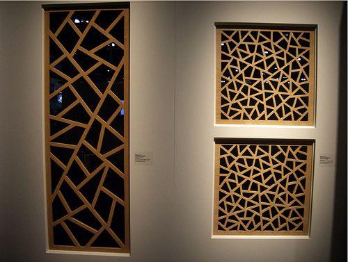cnc plywood door design  | 736 x 552