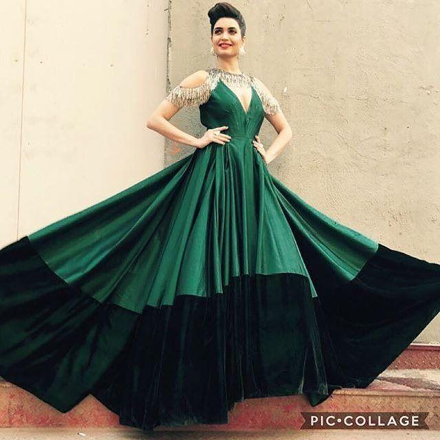 WEBSTA @ bollywoodstylefile - Karishma Tanna in Manish Malhotra for Grand Finale of Big Memsaab @Bollywoodstylefile ❤❤❤.Outfit ~ @manishmalhotra05Jewellery  ~ @anmoljewellersHair  ~ @seemakhan1988MakeUp  ~ @harryrajputStyled By  ~ @d_devrajAssisted By ~ @somyata_stva.#manishmalhotra #anmoljewellers #trend #fashionblogger #diseño #shahidkapoor #leh #fawadkhan #london #cochin #instafashion #jacquelinefernandez #indiangirl #india #indianfashion #parineetichopra #outfits #desifashion #te...