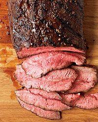 Four-Pepper Steak au Poivre Recipe from Food & Wine
