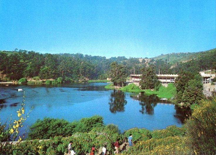 Twitter / alb0black: Vista de la laguna y el Estadio ...