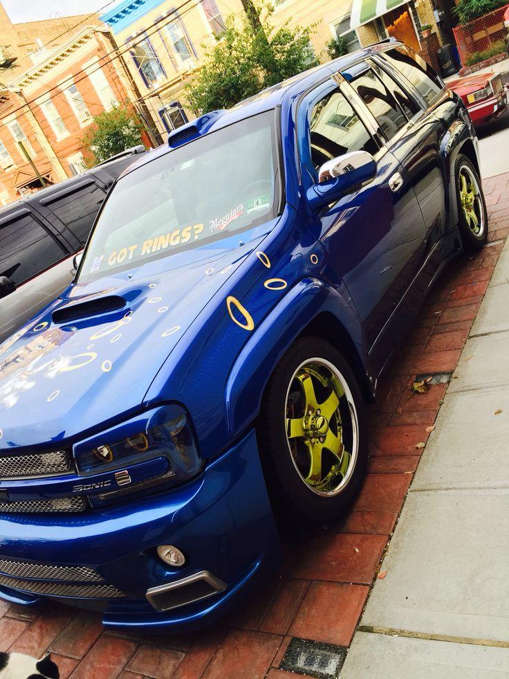 Baby blue #chevy #trailblazer #sonicsuv | Me | Chevy ...
