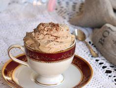 CREMA DI CAFFE IN BOTTIGLIA ricetta leggera con yogurt