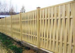 Pesquisa Como construir uma cerca de madeira. Vistas 143123.