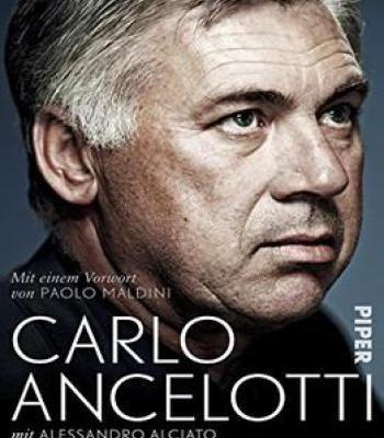 Carlo Ancelotti. Die Autobiografie PDF