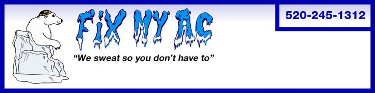 We can repair any heating and cooling system, including products from Trane, Carrier, York, American Standard and Master Cool.   http://fixmyacllc.com/