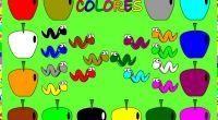 Aprendemos los colores con este divertido video y un completo abecedario para colorear preparado para Luca