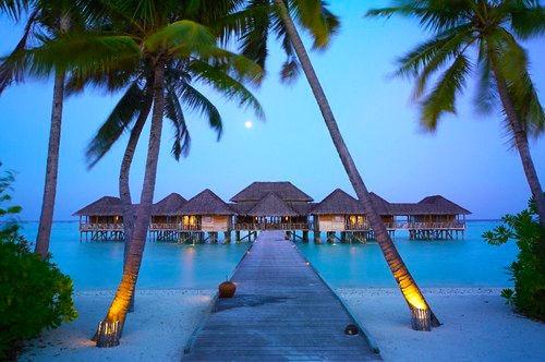 I need a blue vacation!