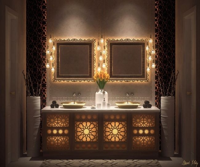 salle bain marocaine - Salle De Bain Marocaine Moderne