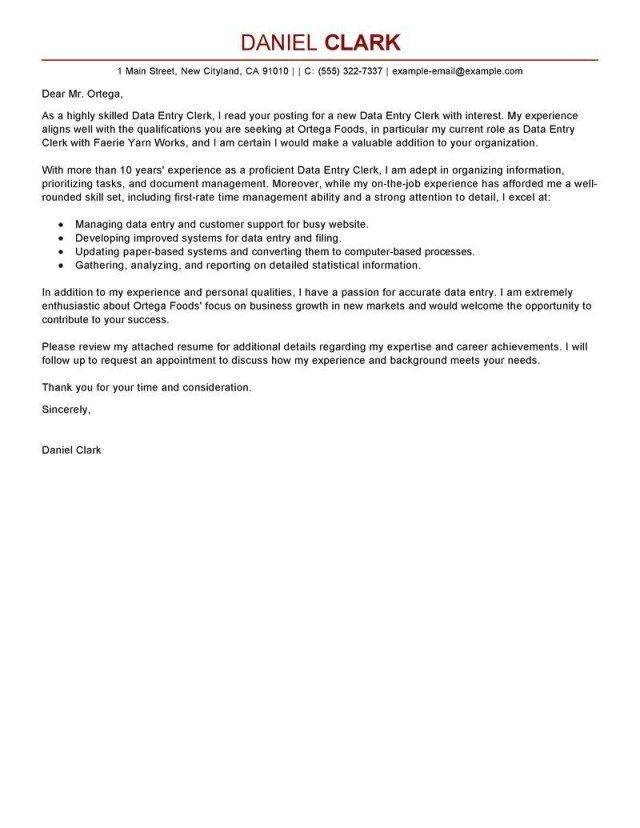 Apps Development PinWire: 23 Cover Letter Sample For Job ...