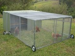 Master Chicken Coop / Portable Chicken Tractor