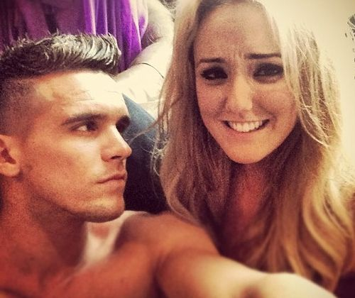 Does gaz have a soft spot for Charlotte. YES A BIG GOOEY ONE IN HIS HEART.