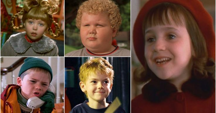 Seeing as there haven't been any decent new Christmas films out in blooming years, we're wondering what all the spring chickens from our fave festive films are up to now.  To that end, we rounded up ten of the most memorable young actors from these movies, to see how the rich tapestries of their adult lives have changed them.