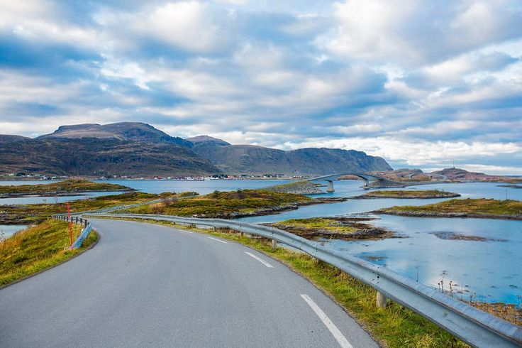 Roads and bridges enveloped by beautiful landscapes in #norway #norge #lofoten  We are heading to Norway and traveling across both North and South Norway.  If you are interested in being part of this epic road trip.  PM me for more details.  #travelphotography #travel #canoncanada150 #canon #5dmarkiii  @beautifuldestinations  @lofoteninfo