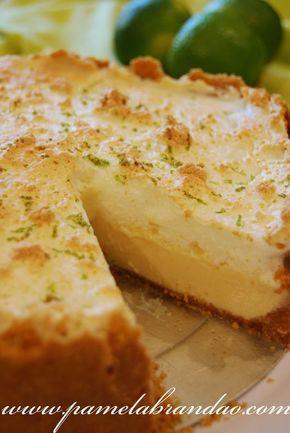 torta limao e merengue 2                                                                                                                                                                                 Mais