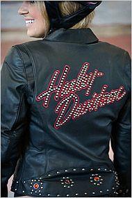 Harley Woos Female Bikers - New York Times