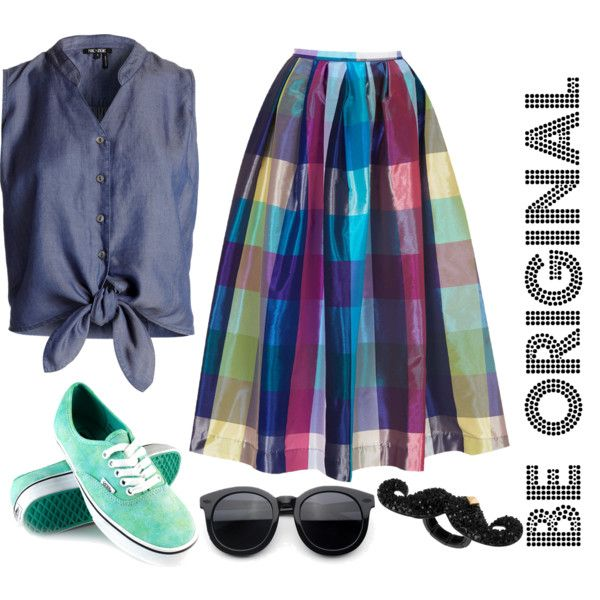 """""""Be original"""" by blan-xoxo on Polyvore"""