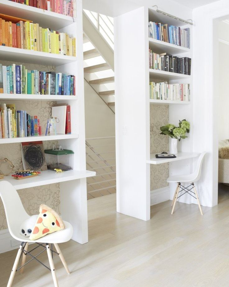 Bright Ways to Beautify a Basic, Boring Bookcase