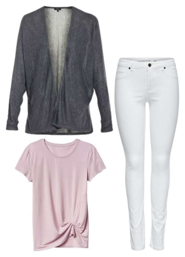 """""""Look mujer 2"""" by angelaguirrem on Polyvore featuring moda y M&Co"""