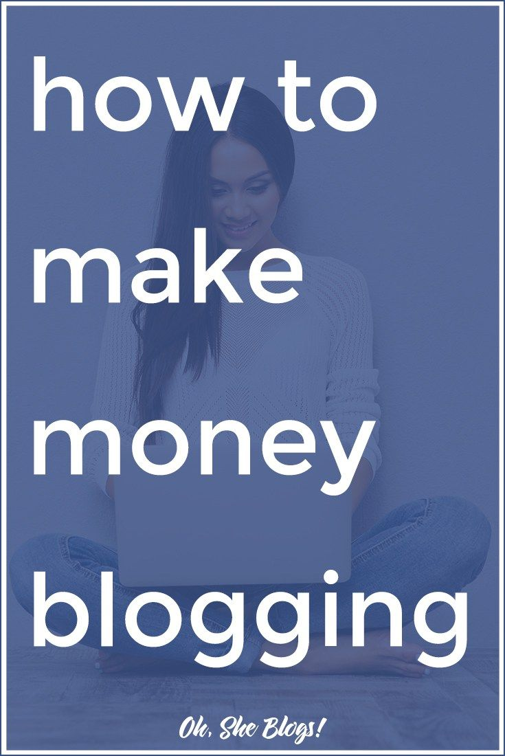 ways to make money writing a blog