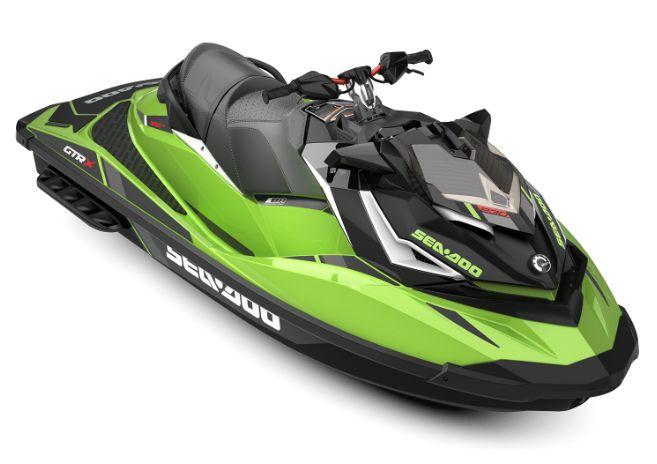 Skijetul Sea-Doo GTR-X 230 2018 este un model creat pentru performanță, disponibil la un preț accesibil.