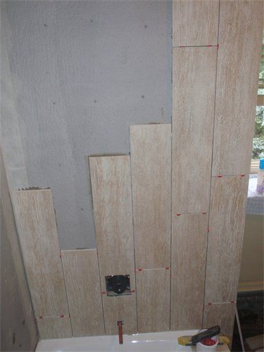12 Barn Board Shower Tile Different But Interesting
