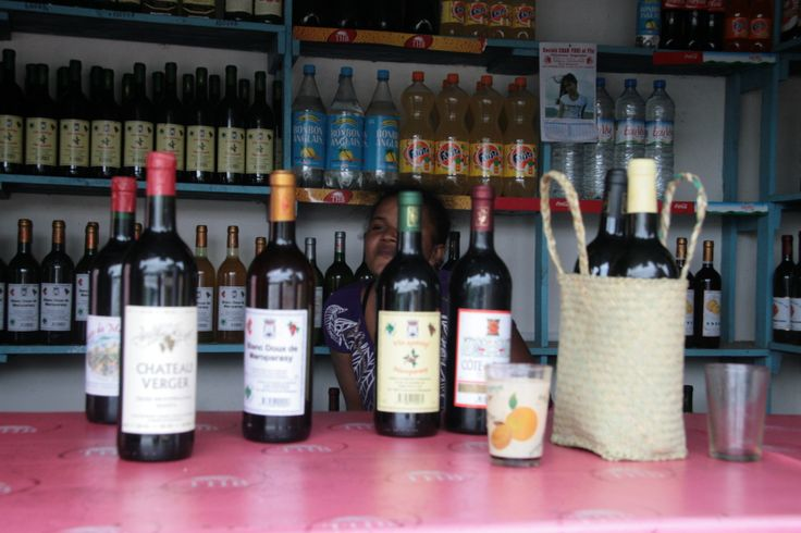 Local  Malagasy wines