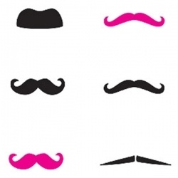 110 best images about hey angela look what i found for Mustache temporary tattoos