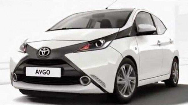 Αυτό είναι το νέο Toyota Aygo! http://www.caroto.gr/?p=16054