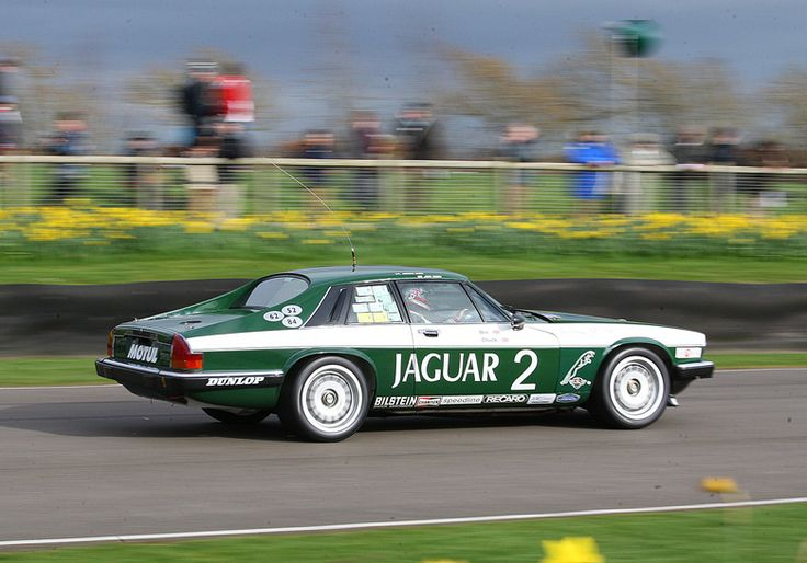 exTWR XJS Goodwood, Touring, Motul