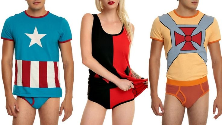 If you were an average American little kid during the 1970's up until the late 1980's, chances are you wore Underoos from Fruit of the Loom. Basically, Underoos were underwear for kids based on various pop culture characters,…