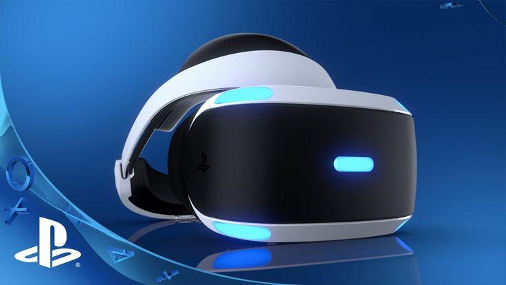 Conoce sobre PlayStation VR, qué debes saber sobre las gafas de realidad virtual para jugones
