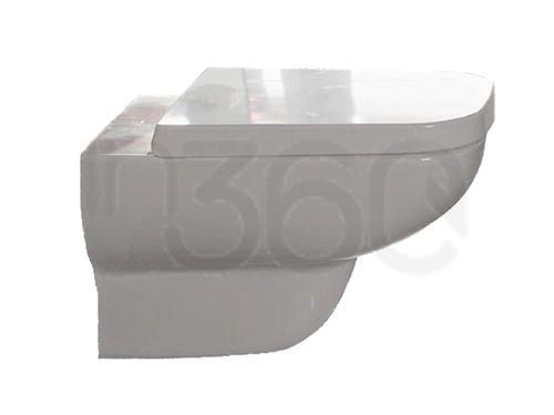 Villeroy & Boch JOYCE Wc wiszący biały 56x37 cm 56071001