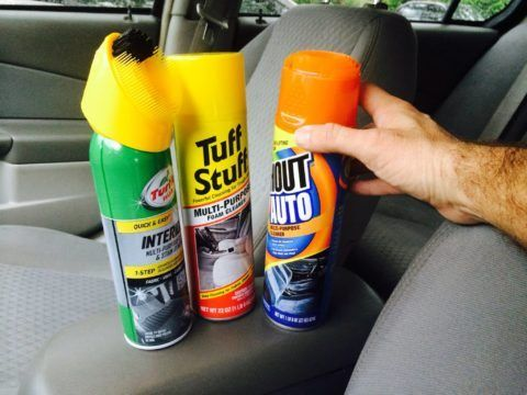 My Review Of Car Upholstery Cleaners – See Which Fabric Car Seat Cleaners Are Best + 5 Car Upholstery Cleaning Tips