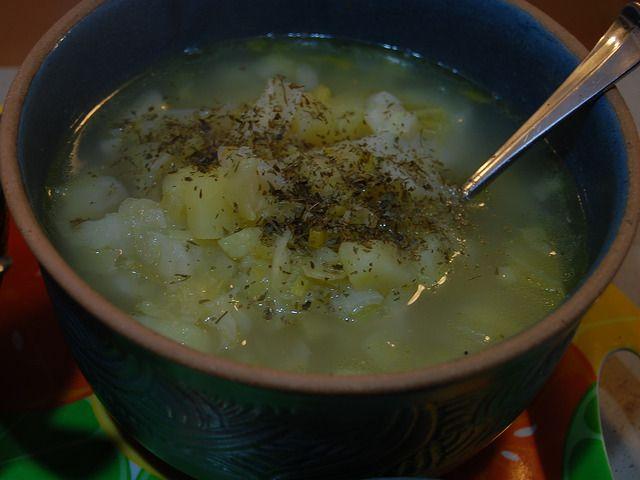Zuppa di Verza e Patate Bimby