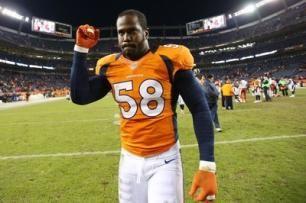 NFL: Broncos OLB Von Miller Faces Possible 6-Game Suspension