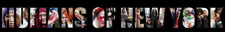 Humans of New York. This is a great and really interesting photo blog. This Article about street portraits is great