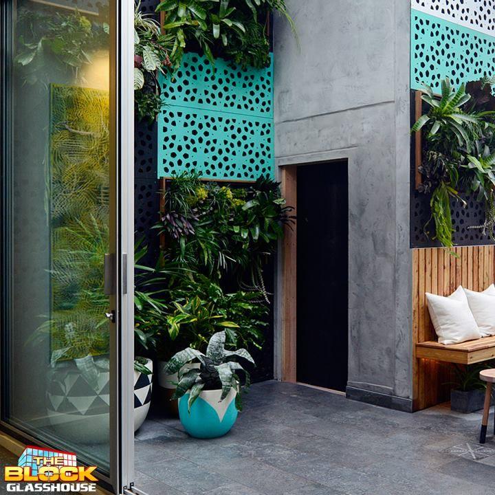 Outdeco® Gardenscreen™ Marakesh™   BlackThe Block Shop - Channel 9