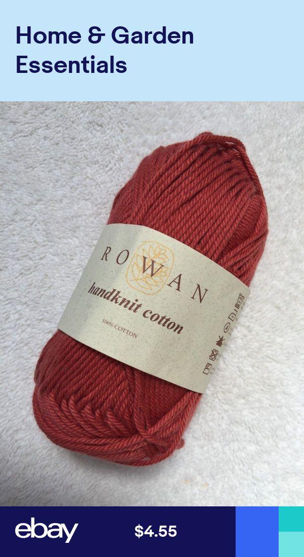 Rowan Handknit Cotton yarn – 30% off!