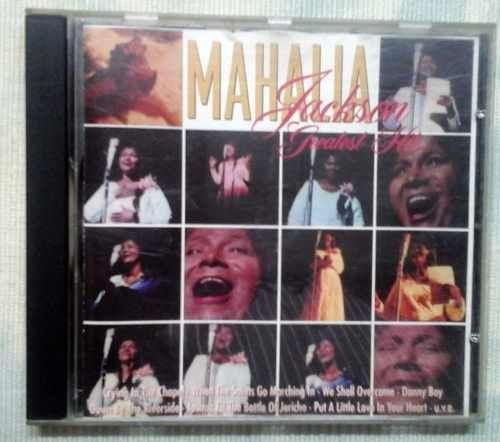 Cd: #MahaliaJackson - Greatest Hits, Columbia $90