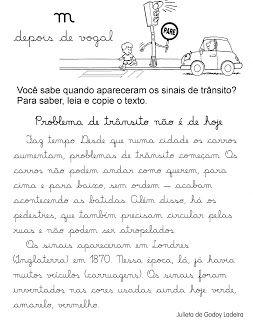 SOS PROFESSOR-ATIVIDADES: Textos para ditado